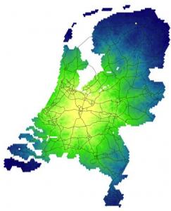 Nederland GIS